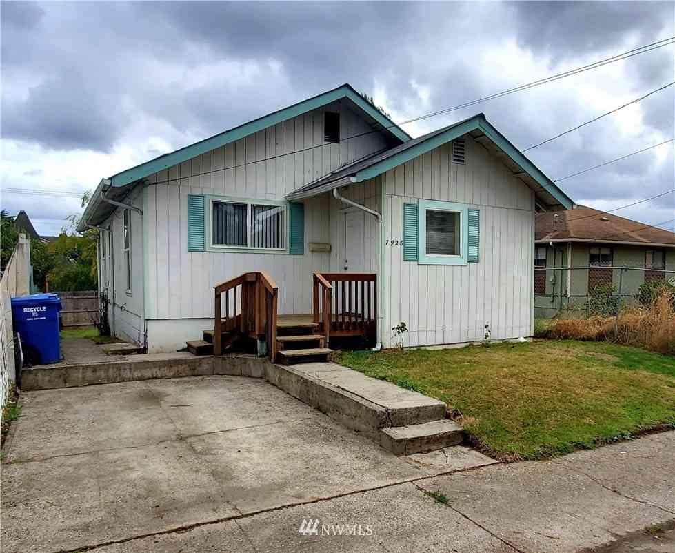 7928 50th Ave S, Seattle, WA, 98118,