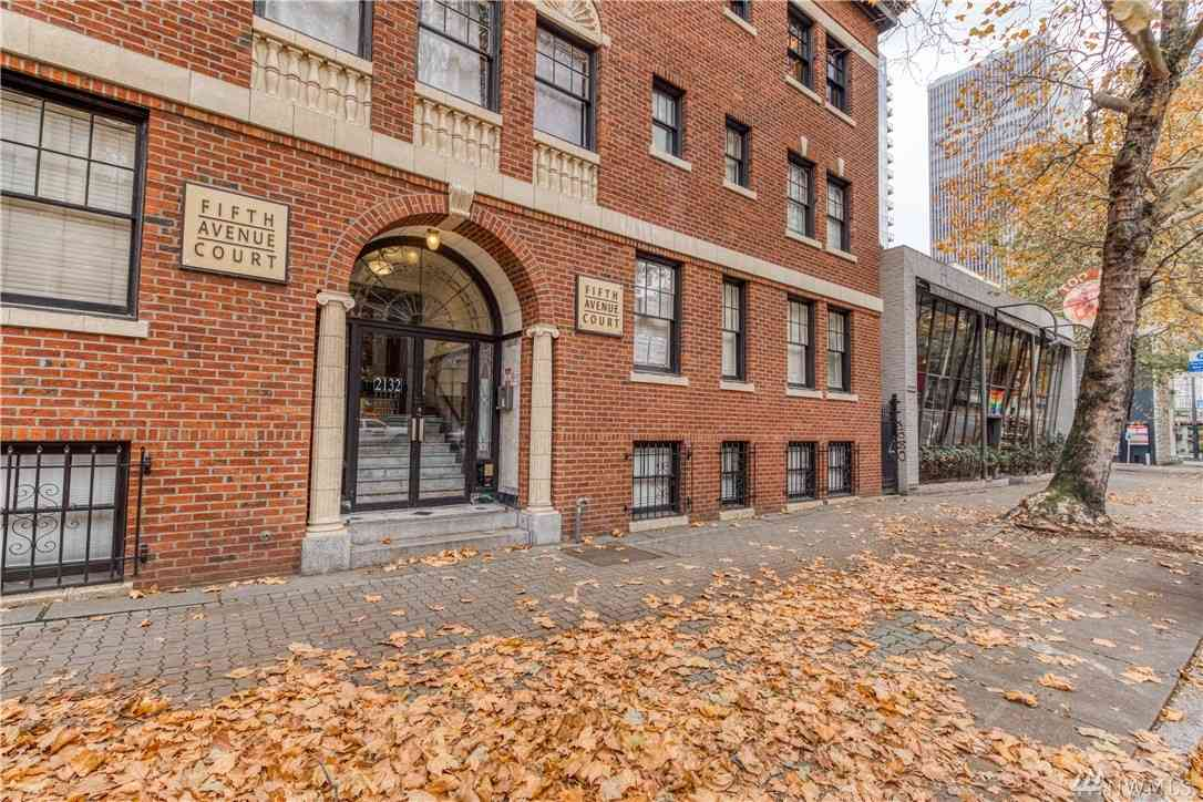 2132 5th Avenue ##207, Seattle, WA, 98121,