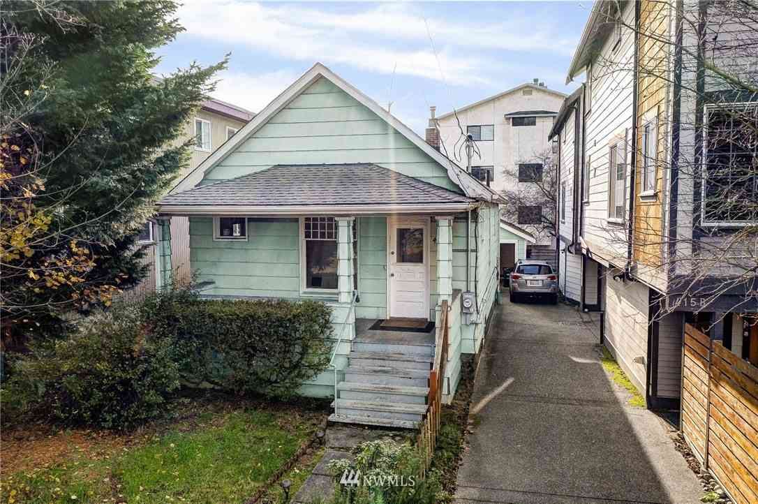 419 N 46th Street, Seattle, WA, 98103,