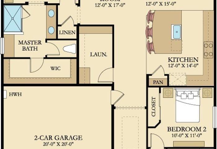 928 Baker Heights (Homesite 199) Lp