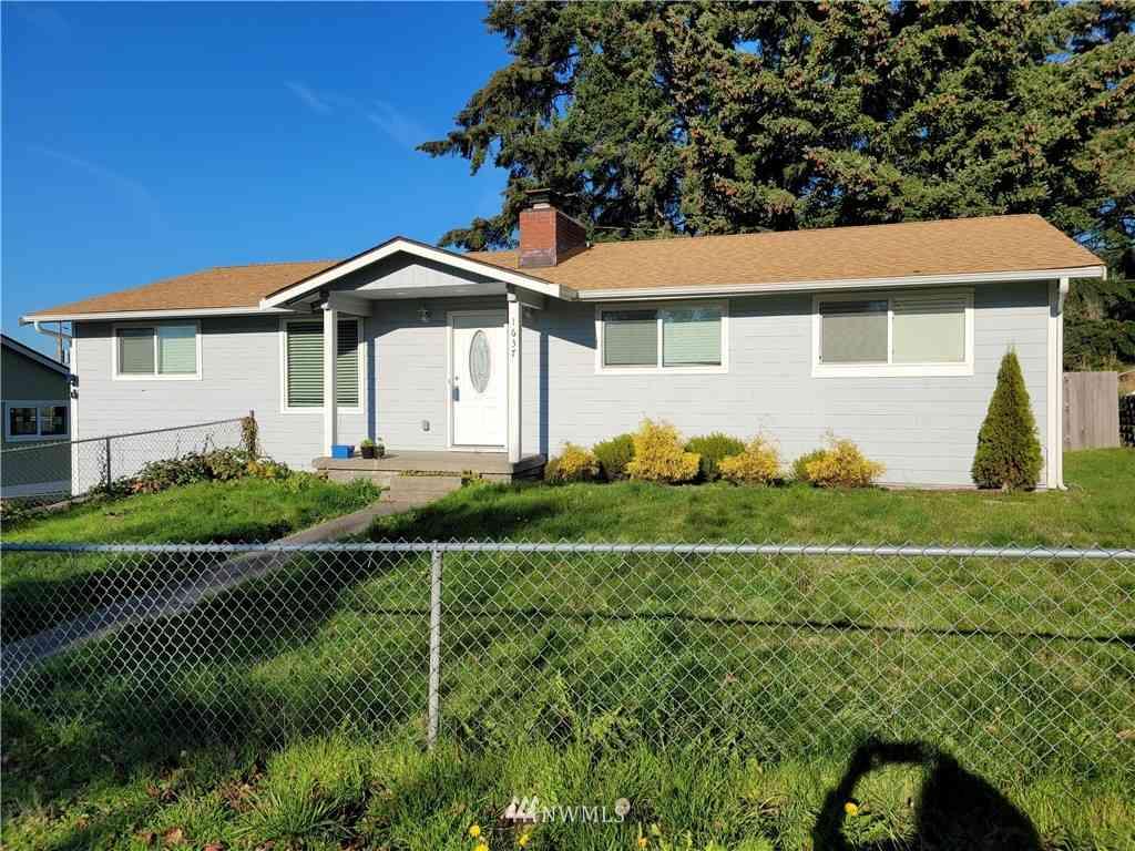 1637 S 84th Street, Tacoma, WA, 98444,