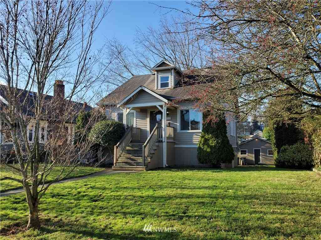 3312 Hoyt Avenue, Everett, WA, 98201,
