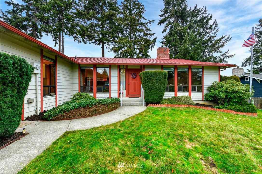 9801 Sheridan Avenue S, Tacoma, WA, 98444,
