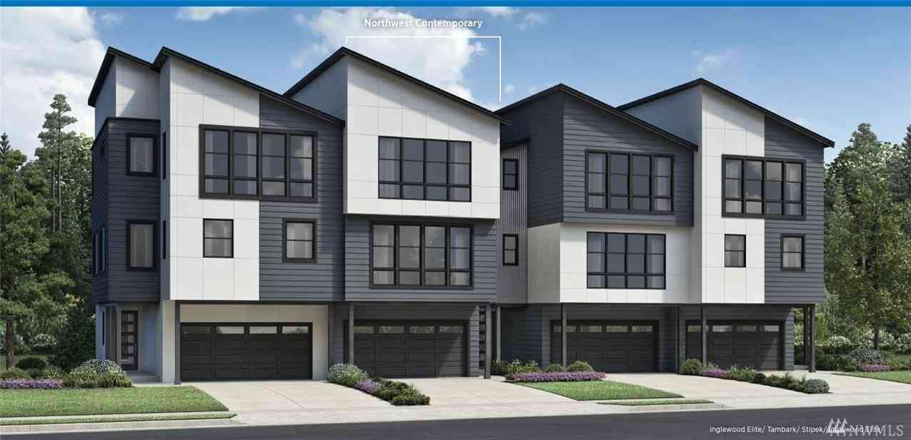 21708 24th (Site 55 ) Ave SE #B, Bothell, WA, 98021,