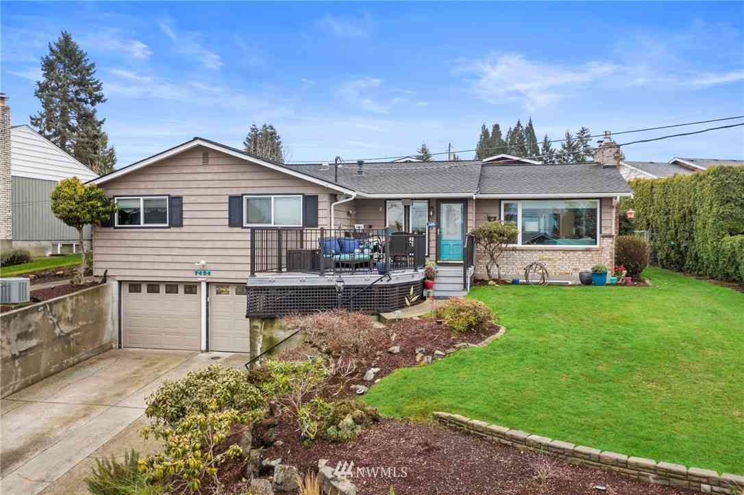 7424 S 15th Street, Tacoma, WA, 98465,