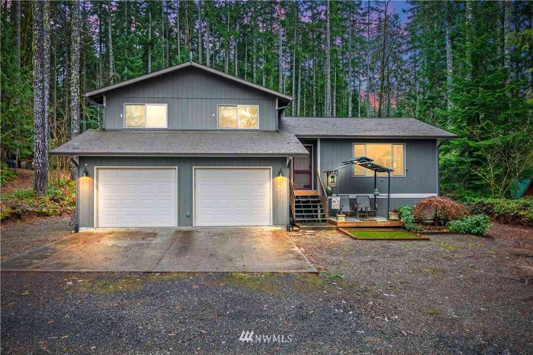 451 N Dow Mountain Drive, Hoodsport, WA, 98548,