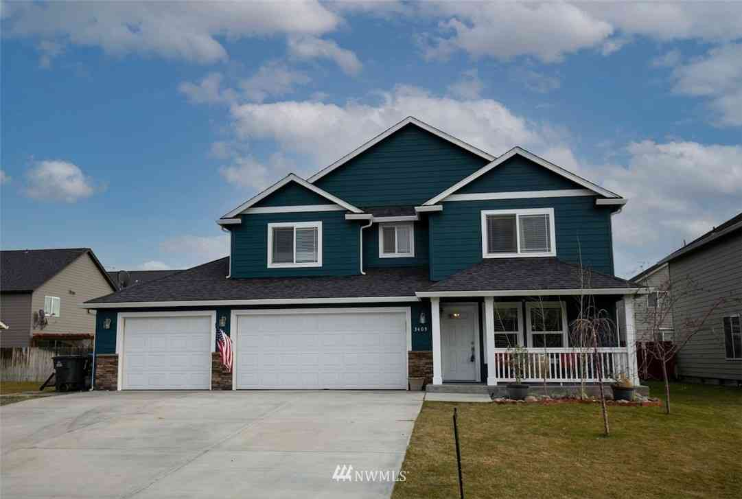3405 W Glenmoor Drive, Moses Lake, WA, 98837,