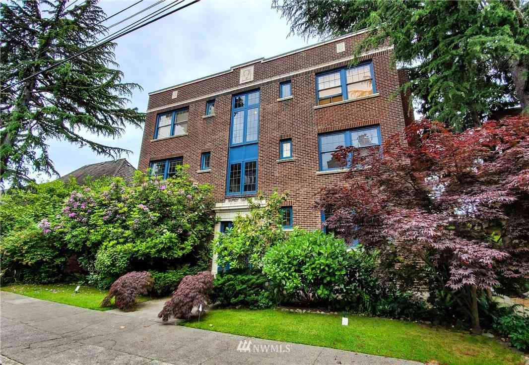 711 Belmont Place E #102, Seattle, WA, 98102,