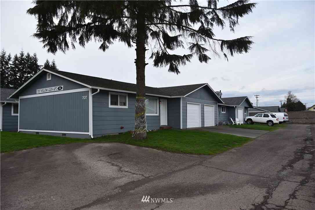 705 Willow Street, Kelso, WA, 98626,