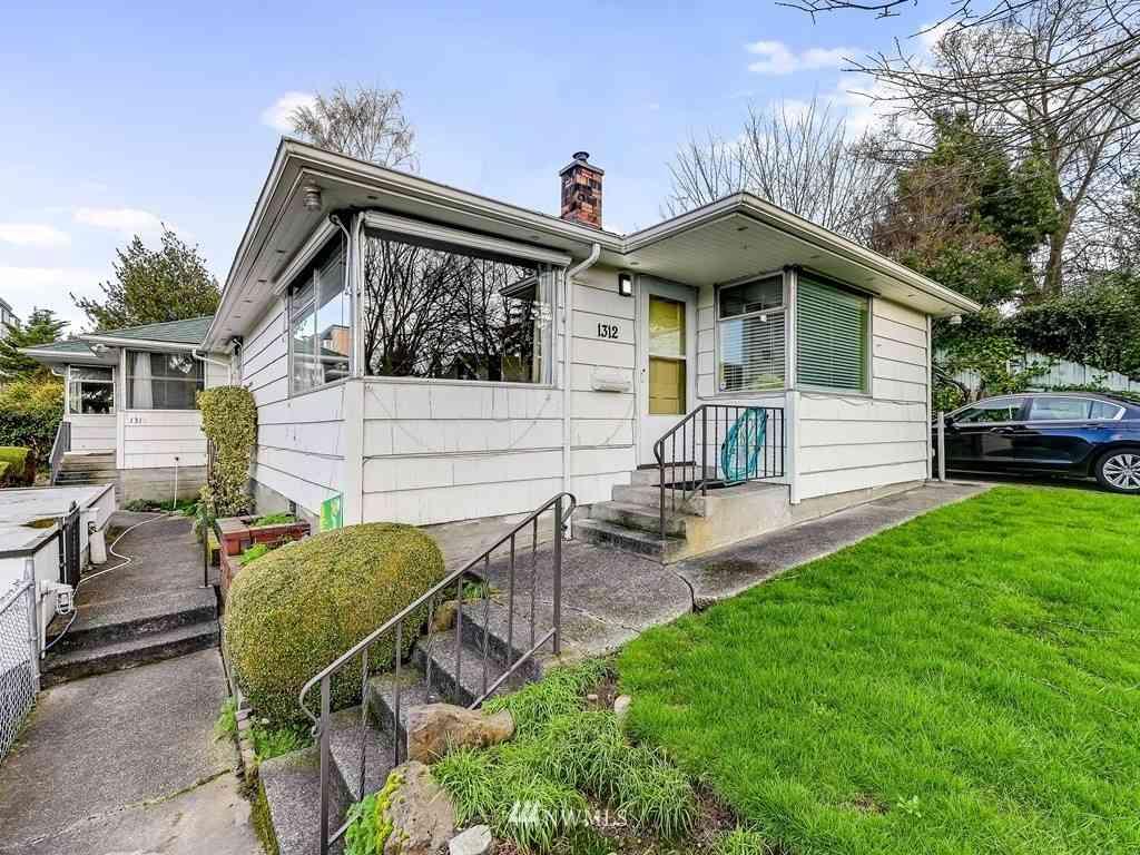 1312 N Menford Place, Seattle, WA, 98103,