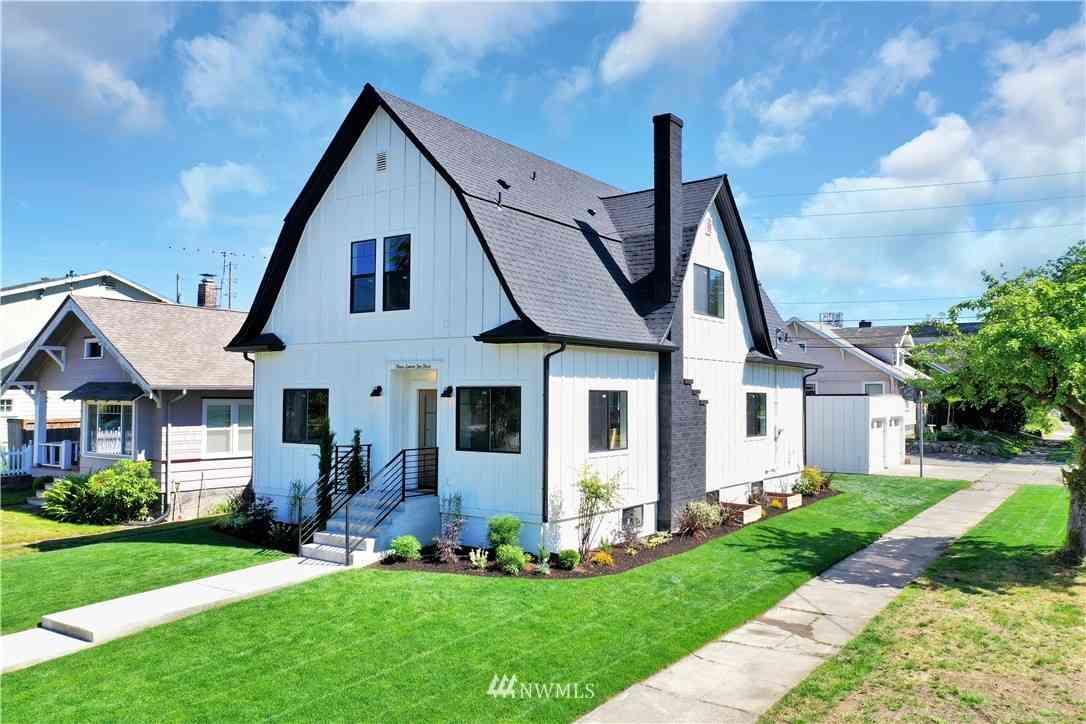 3724 N 22nd Street, Tacoma, WA, 98406,