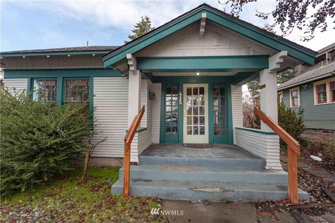 415 King Street, Wenatchee, WA, 98801,