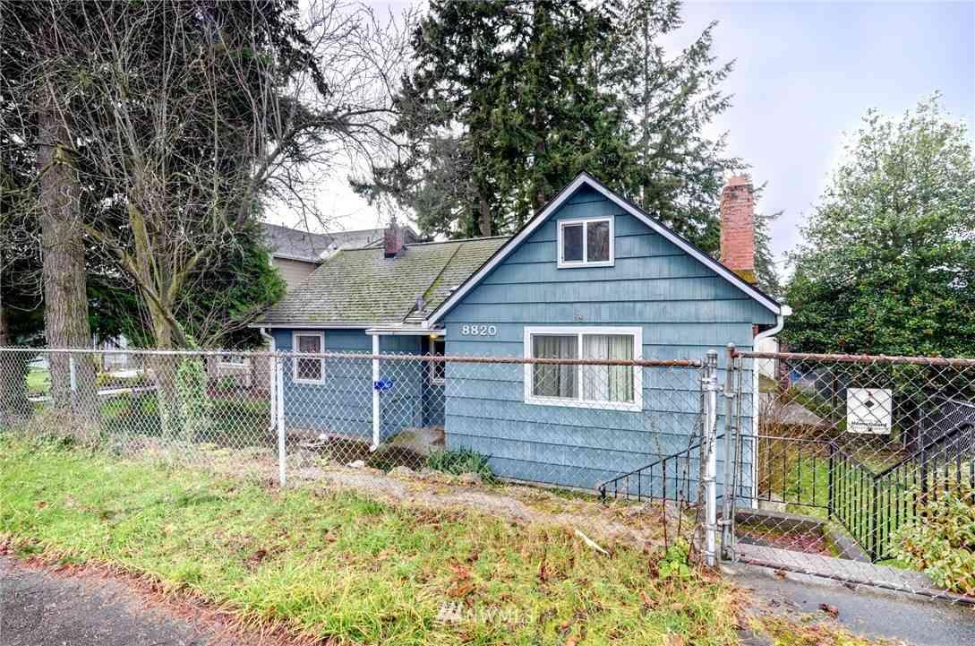 8820 S Yakima Avenue, Tacoma, WA, 98444,