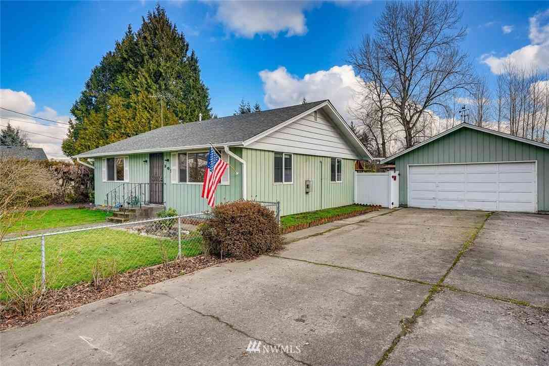 307 Chicago Boulevard S, Pacific, WA, 98047,