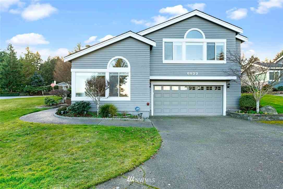 6822 Main Sail Lane, Gig Harbor, WA, 98335,