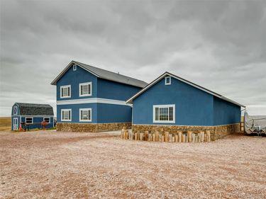 25550 Shorthorn Circle, Kiowa, CO, 80832,