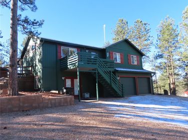 517 Crystal Peak Road, Florissant, CO, 80816,