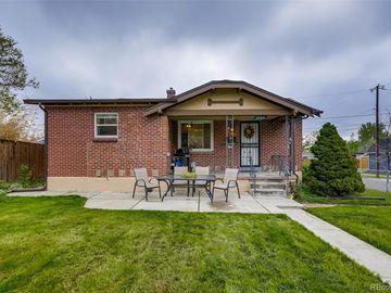 4704 Clay Street, Denver, CO, 80211,