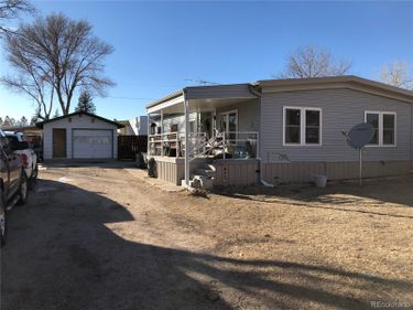 605 Navajo Avenue, Simla, CO, 80835,