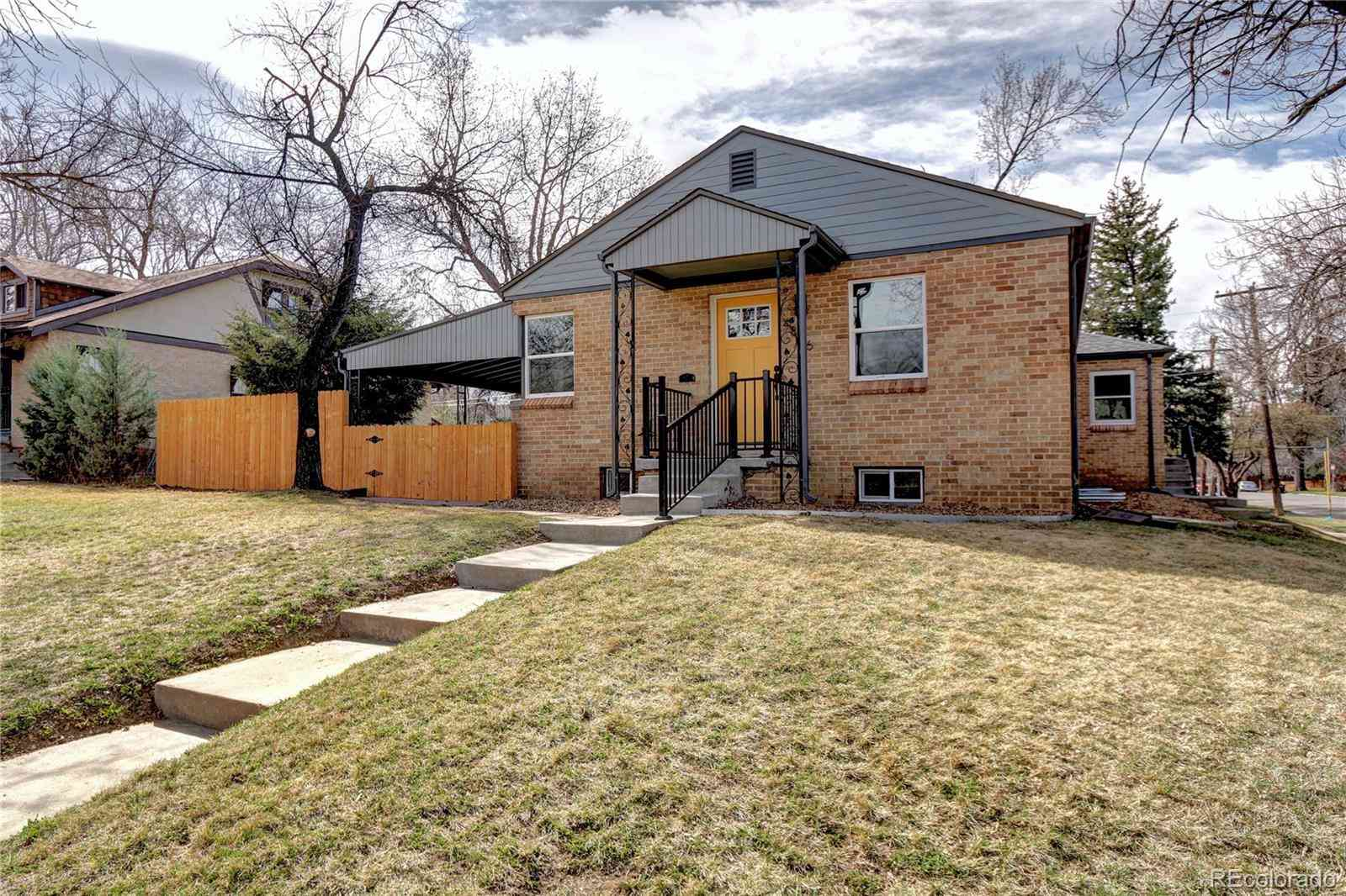 4806 E 19th Avenue, Denver, CO, 80220,