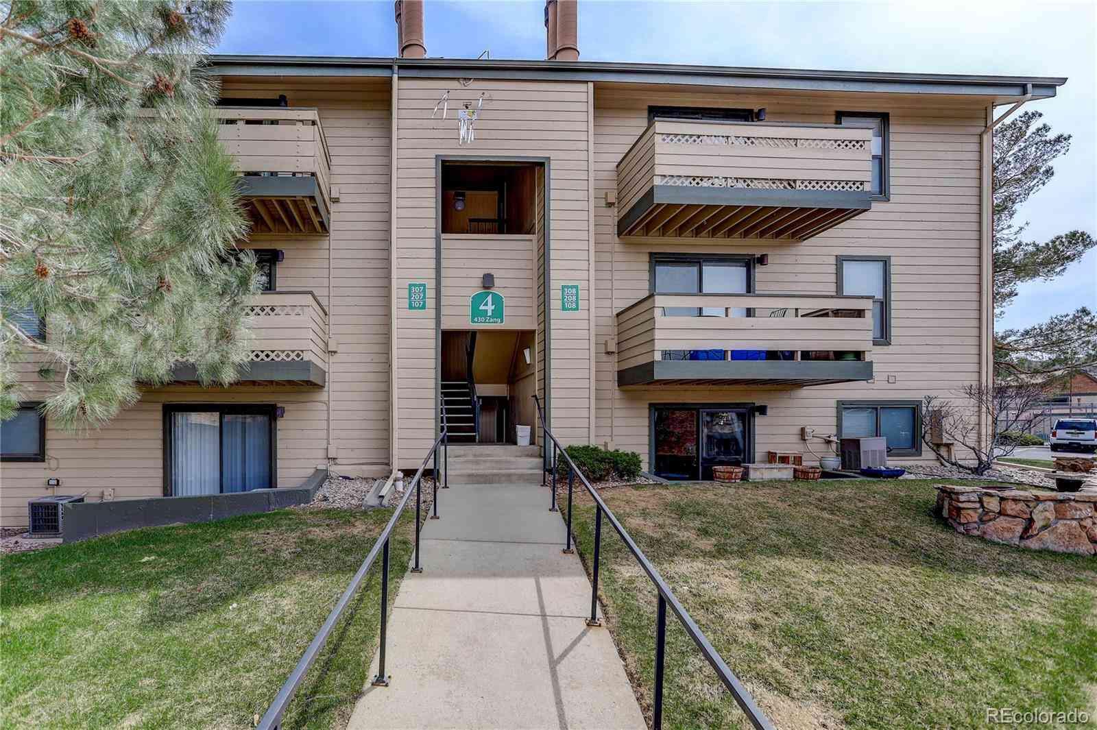 430 Zang Street #4-108, Lakewood, CO, 80228,