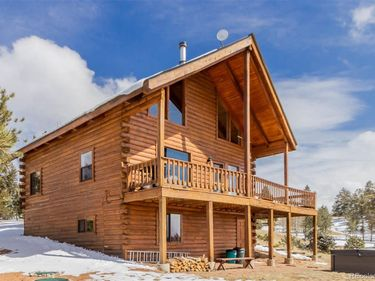 37 Divide Circle, Florissant, CO, 80816,
