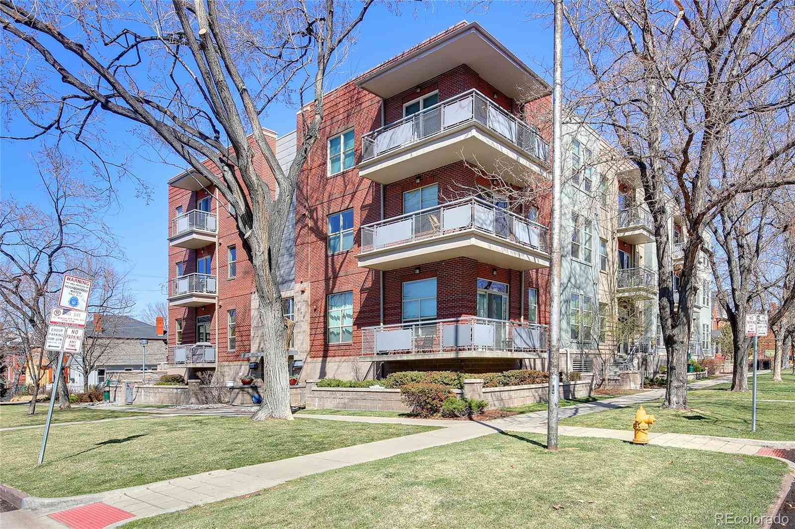 1700 N Emerson Street #210, Denver, CO, 80218,