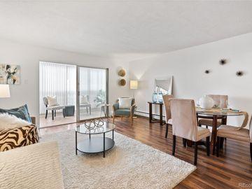 Sunny Living Room, 495 S Dayton Street #9A, Denver, CO, 80247,