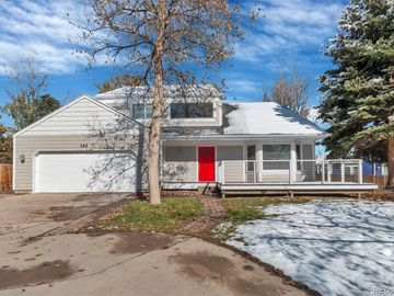 143 W Elm Street, Louisville, CO, 80027,