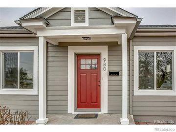 980 Irving Street, Denver, CO, 80204,