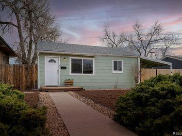 250 S Zenobia Street, Denver, CO, 80219,