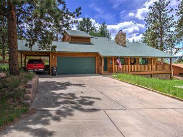1205 Telemark Drive, Woodland Park, CO, 80863,