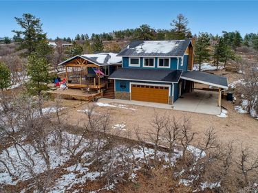 3581 Greenwood Road, Sedalia, CO, 80135,