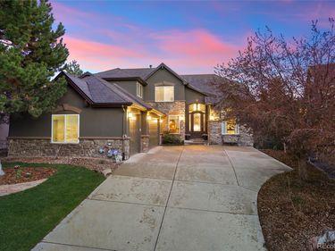 940 Greenridge Lane, Castle Pines, CO, 80108,