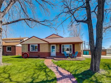 5410 Dudley Court, Arvada, CO, 80002,