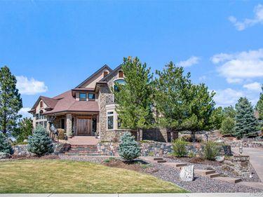 9059 Sunshine Meadow Place, Parker, CO, 80134,