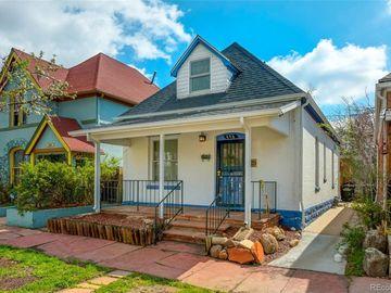 446 Delaware Street, Denver, CO, 80204,