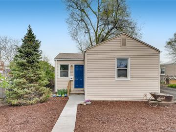 4455 W Custer Place, Denver, CO, 80219,