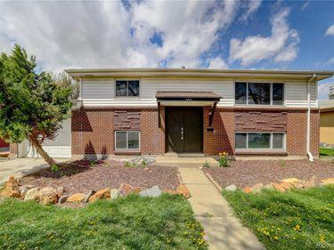 3041 Zion Street, Aurora, CO, 80011,