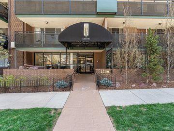 1200 Vine Street #5G, Denver, CO, 80206,