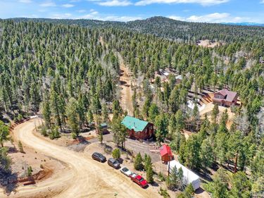 52 Mt. Elbert Road, Florissant, CO, 80816,