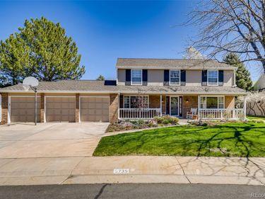 5735 E Long Place, Centennial, CO, 80112,