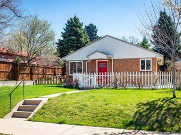 572 N Humboldt Street #I, Denver, CO, 80218,