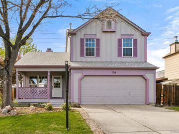 754 W Hemlock Circle, Louisville, CO, 80027,