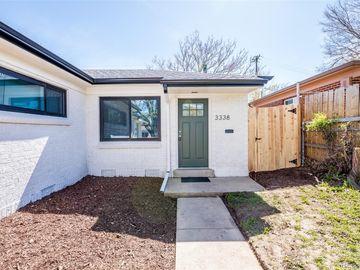 3338 N Harrison Street, Denver, CO, 80205,