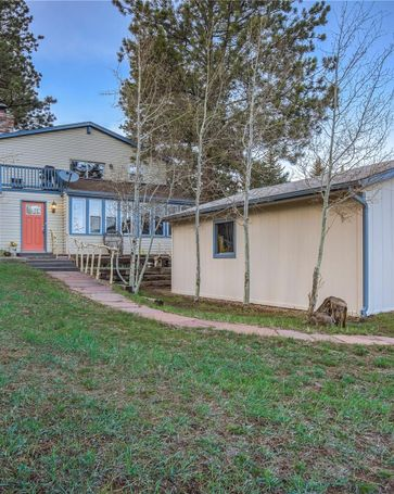 508 E Gunnison Avenue Woodland Park, CO, 80863