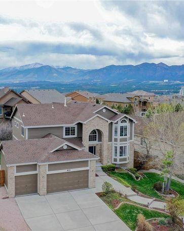 933 Kettle Rock Court Colorado Springs, CO, 80921