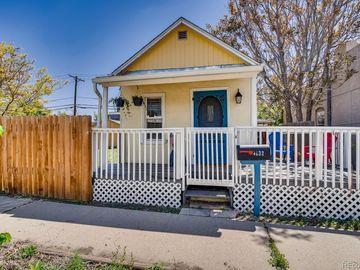 4032 Pecos Street, Denver, CO, 80211,