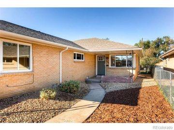 3207 N Olive Street #3207, rear, Denver, CO, 80207,