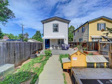 1341 Valentia Street, Denver, CO, 80220,